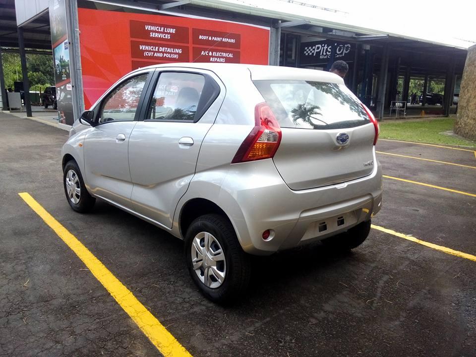 AI: Datsun Redi GO Car Price in Sri Lanka