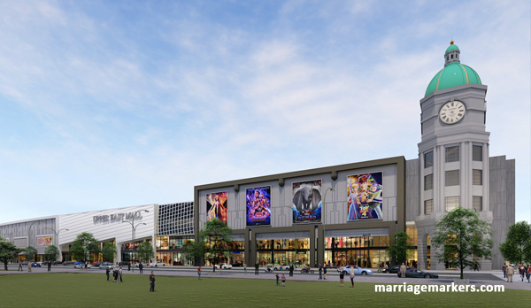 Upper East Mall Bacolod by Megaworld - green mall - Bacolod blogger - shopping -Bacolod real estate