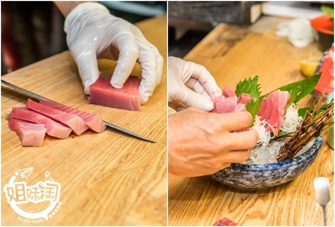 浤騰生魚片-屏東美食推薦海鮮料理