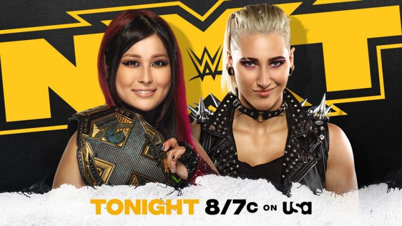 NXT Results - November 18, 2020