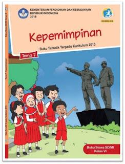 download gratis buku tematik kelas 6 tema 7