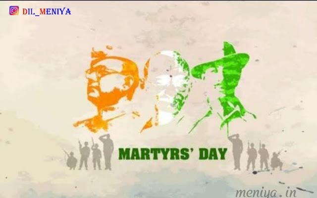 Happy Martyrs 30th january