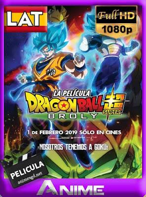 Dragon Ball Super Broly (2019)HD [1080P] latino [GoogleDrive-Mega]DizonHD
