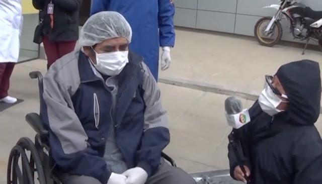 Bolivia vence al Covid-19 con tratamiento de plasma hiperinmune