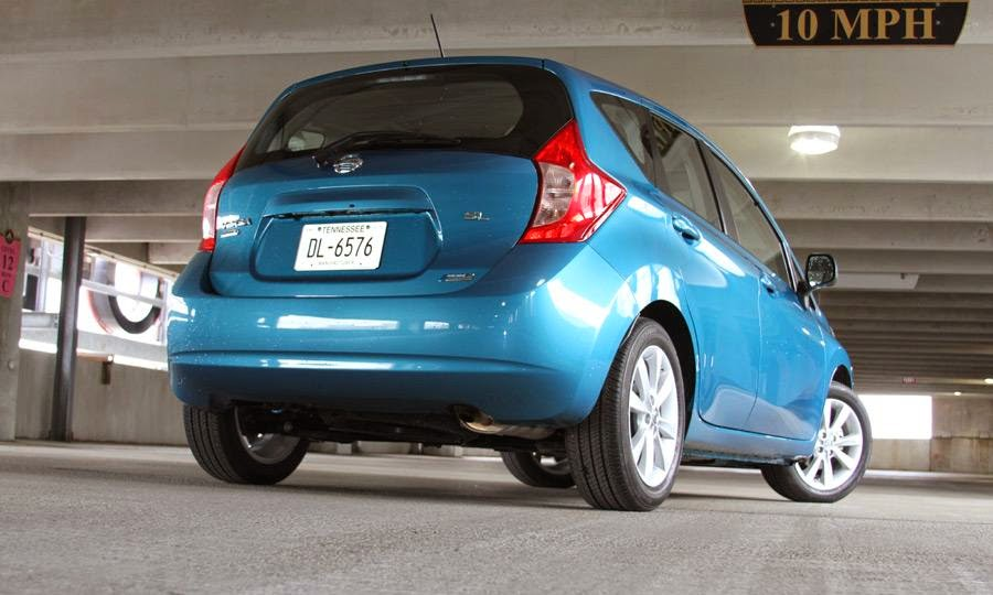 2014 Nissan Versa Note Sv Small Review Autos
