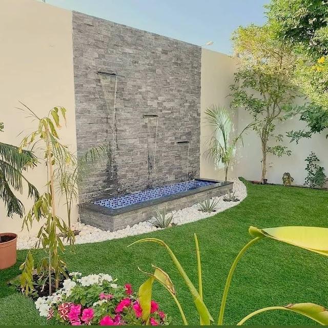 تنسيق حدائق في جازان شركة تنسيق حدائق الاستراحات والاحواش في جازان