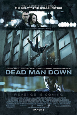 Sinopsis Film Dead Man Down (2013)