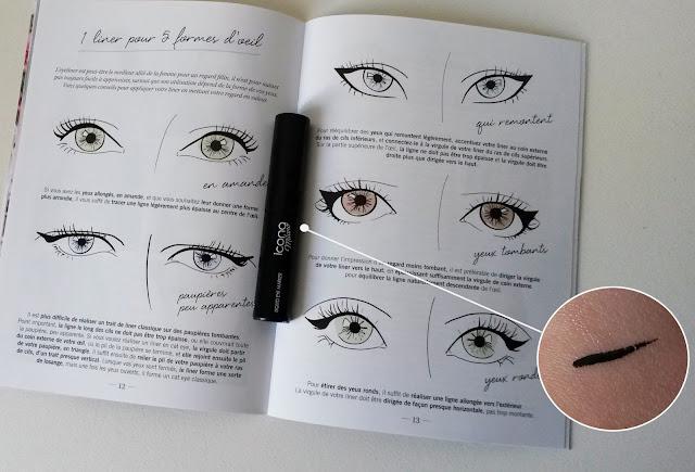 Icona Milano, Eyeliner Tenue Longue