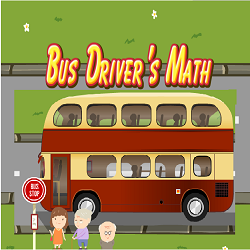 Bus Driver's Math Game