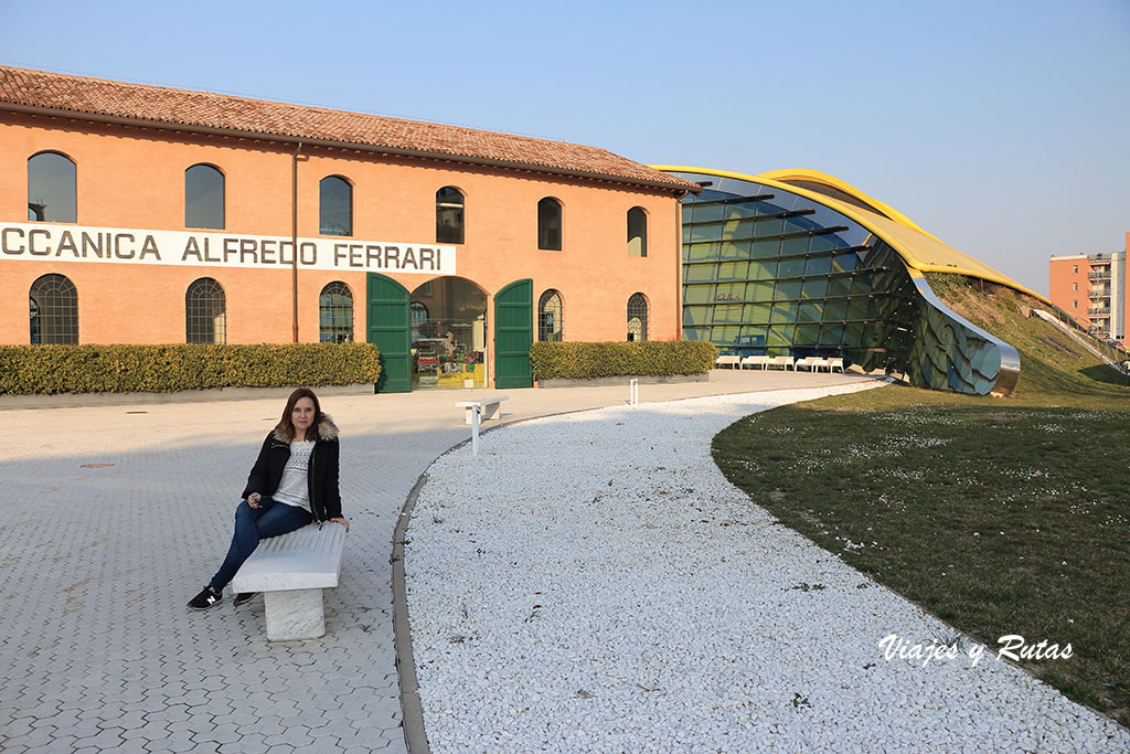 Casa Museo Enzo Ferrari - MEF