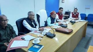 Jaunpur : दीक्षांत समारोह का 2 दिसंबर पूर्वाहन 11 बजे होगा पूर्वाभ्यास