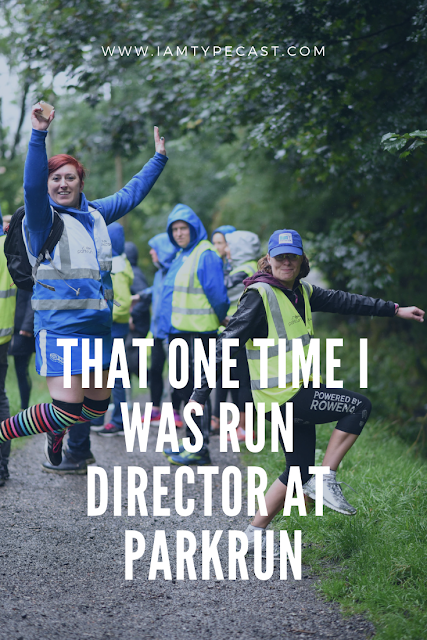 The One Time I Was Run Director At Parkrun : I organised a Blackburn Road Runners takeover at Hyndburn parkrun and was Run Director for the day!