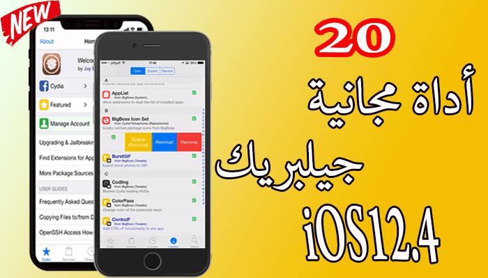 https://www.arbandr.com/2019/08/Best-20-Jailbreak-Tweaks-for-iOS12.4.html