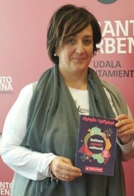 Maite Etxebarri, alcaldesa de Abanto