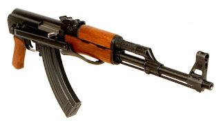 Senapan Serbu Terbaik AK-47
