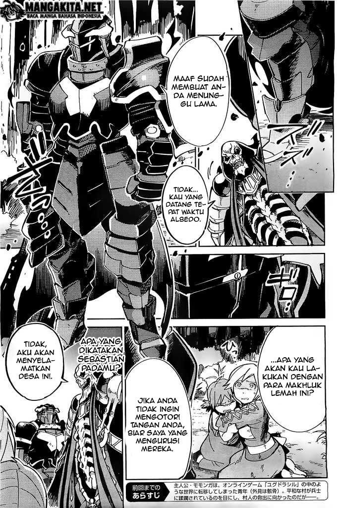 Overlord Chapter  3 Bahasa Indonesia