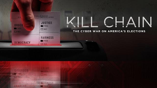 Kill Chain Subtitulada - Latino