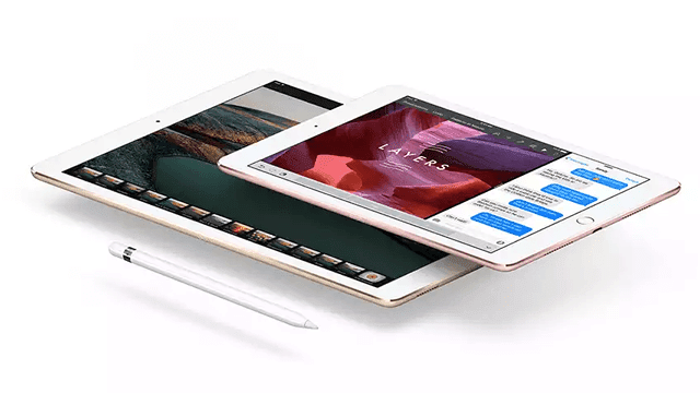 The 10.9-inch iPad Pro would be thicker than its recent predecessors