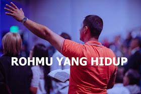 Lirik dan Chord RohMu yang Hidup - JPCC Worship
