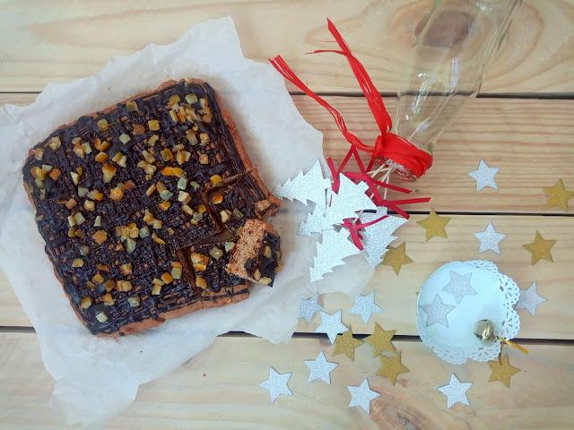 shortbread galleta mantequilla chocolate naranja confitada escarchada cookie jamie oliver fácil rápida sencilla navidad navideña canal cocina horno rica