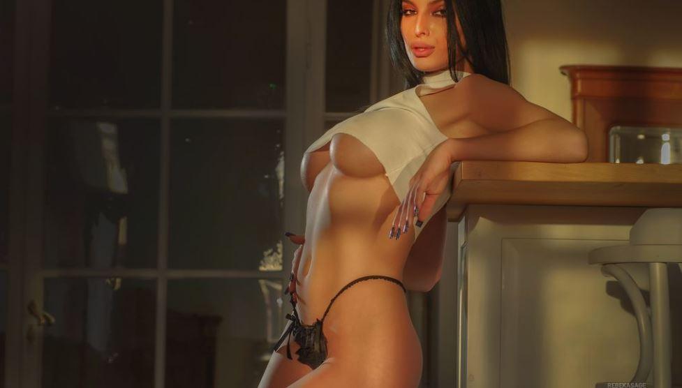 RebekaSage Model GlamourCams