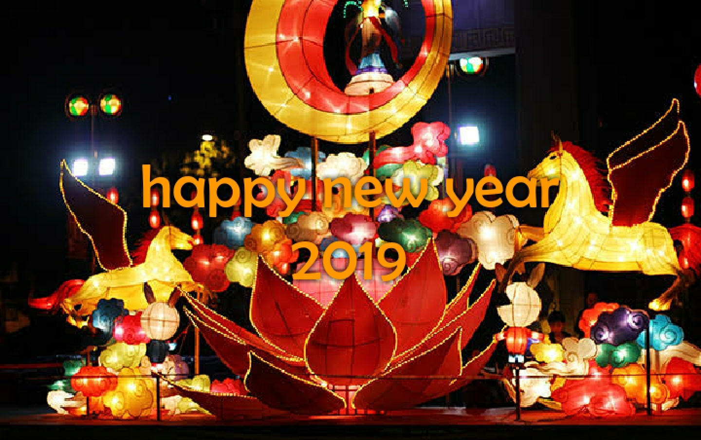 Download happy new year 2019 stickers, wallpapers, images and.