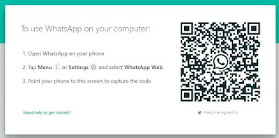cara pakai whatsapp untuk laptop