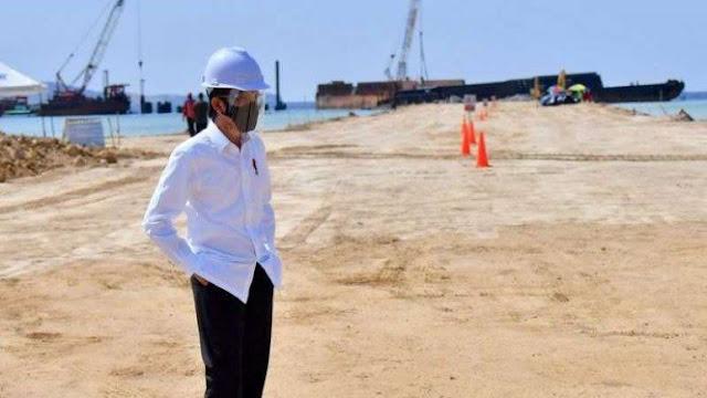 Jokowi Soroti Proyek Pemerintah Tak Jelas, Faisal Basri: Sudah Lama Diingatkan