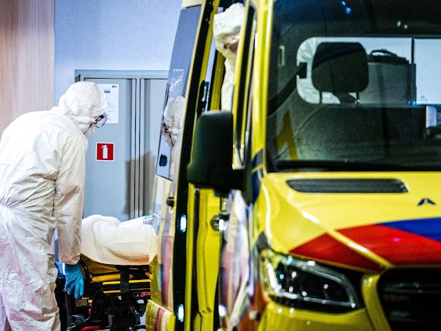 احصائية جديدة.. تسجيل أكبر عدد من الإصابات الجديدة بفيروس كورونا في هولندا