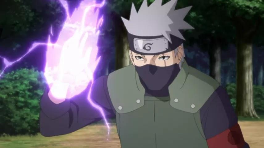 Naruto: Seberapa Kuat Raiton: Shiden, Petir Ungu Kakashi?