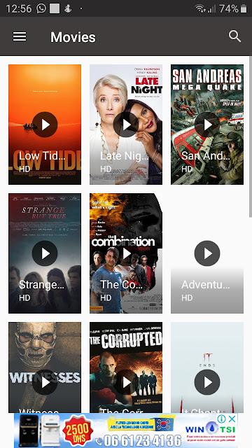 تحميل النسخة الاخيرة من تطبيق THE MAMCOM APK لمشاهدة القنوات و الافلام الجديدة
