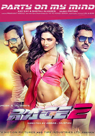 Race 2 2013 WEB-DL 999MB Full Hindi Movie Download 720p
