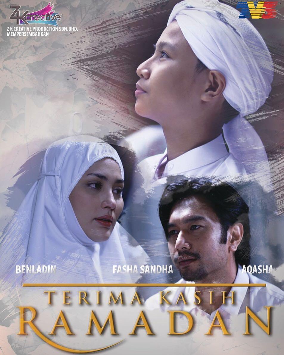 Sinopsis Telemovie Terima Kasih Ramadan