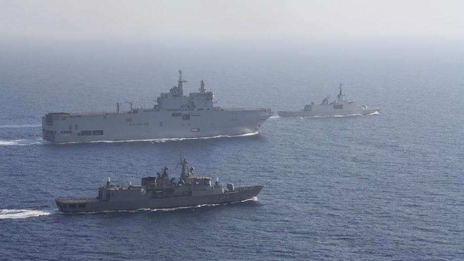 Οι εξελίξεις στην Αν. Μεσόγειο και η θέση της Ελλάδας