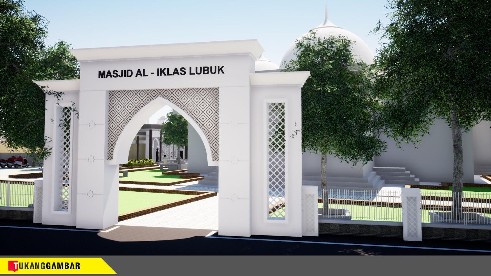 Masjid Al-Ikhlas Lubuk