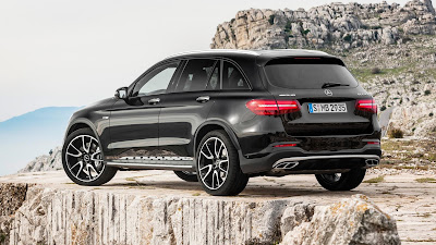 The New Mercedes-AMG GLC 43 2017 Coupe review: Best 362bhp SUV