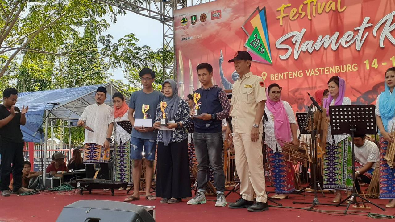 Band SMA Kalam Kudus Juara 3 Festival Band Pelajar