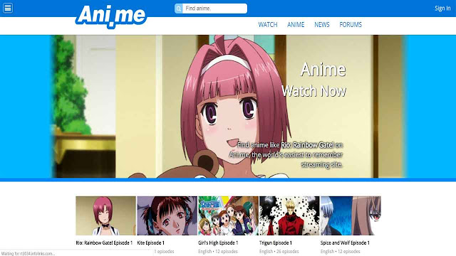 10 Best Websites to Watch Anime - Techy Nickk