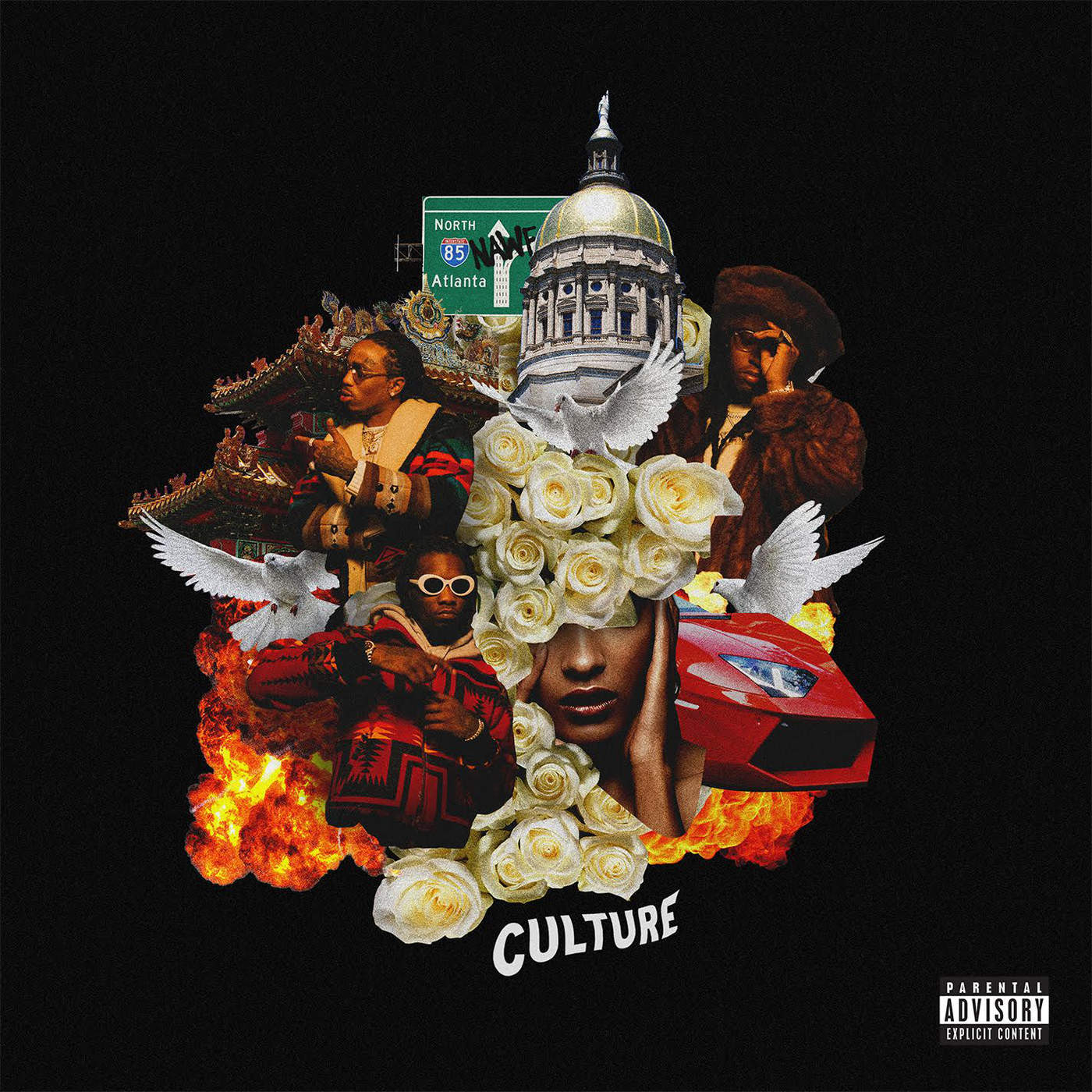 Migos - Culture Cover