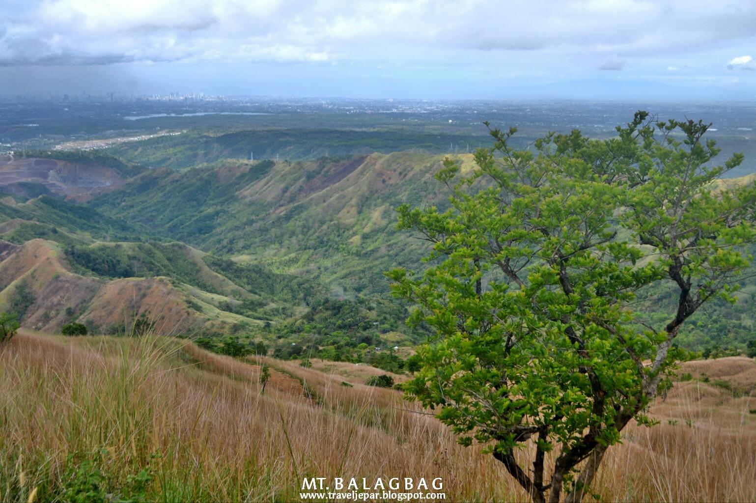 Travel Jepar Mt Balagbag Bulacan