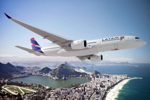 OFERTA: LATAM está vendendo passagens aéreas nacionais a partir de R$ 100,57 e internacionais a partir de R$ 684,89