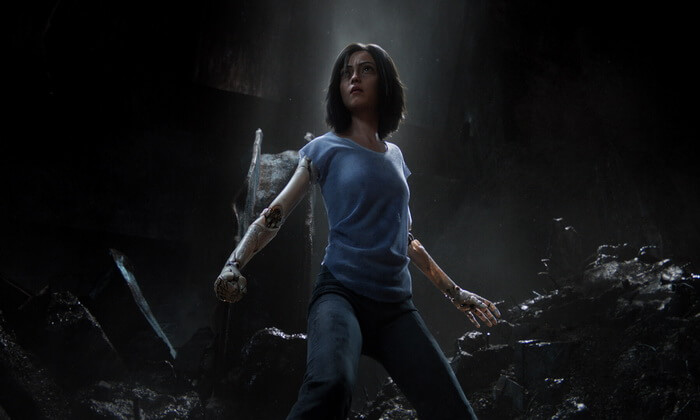 Alita: Angel de Combate (Gunnm) live-action
