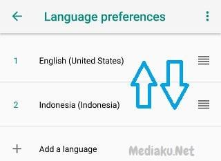 Ubah Bahasa Di HP Asus ZenFone Max