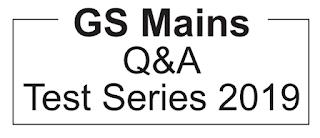 GS Score mains test series 2019 pdf download