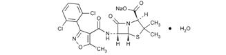 Dikloksasilin