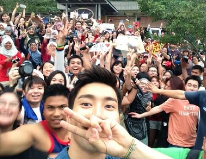 Choi Siwon Gemparkan Peminat Di Malaysia - Choi Siwon in Malaysia