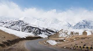 Way To Ladakh