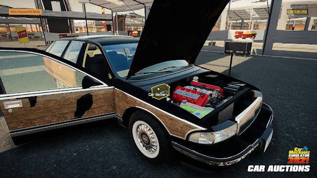 Car Mechanic Simulator 2021 PC Full