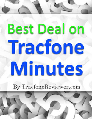 best deal on tracfone minutes