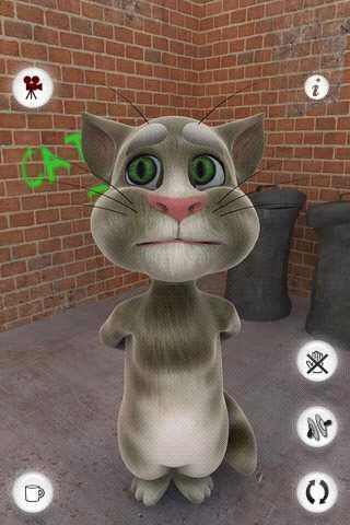 App Talking Tom Cat
